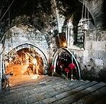 Пещеры погребения Богородицы и Её родителей
