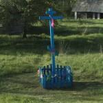 Таких крестов здесь много...