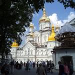Почаевская Лавра. Новый Свято-Преображенский храм.