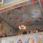 Сводный хор:гармония пения и красоты вокруг
