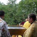 Сюда из Львова пришли мощи св.Варвары