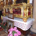 Мощи св.Парфения