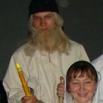 """24. Пятнадцатилетний """"старец"""" и автор (Мария Алтухова)."""